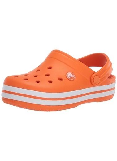 Crocs Sportive Düz Likralı Kumaş Bone Oranj